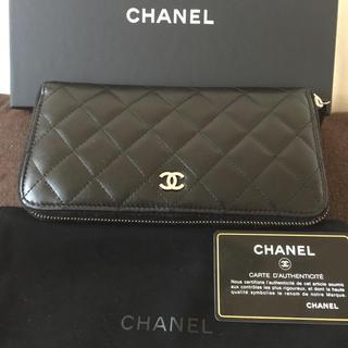 シャネル(CHANEL)の美品シャネル(財布)