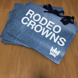 ロデオクラウンズ(RODEO CROWNS)のRodeo  Crowns ショッパー まとめ売り(ショップ袋)