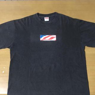 シュプリーム(Supreme)のシュプリーム パトリオット BOXロゴ(Tシャツ/カットソー(半袖/袖なし))