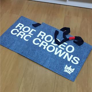 ロデオクラウンズ(RODEO CROWNS)のRodeo   Crowns ショッパー(ショップ袋)