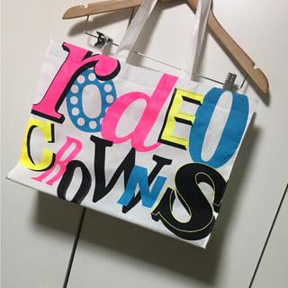 ロデオクラウンズ(RODEO CROWNS)の今期☆Rodeo  Crowns 限定ショッパー(ショップ袋)