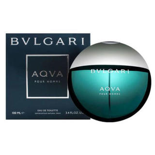 BVLGARI - ブルガリ AQVA 香水