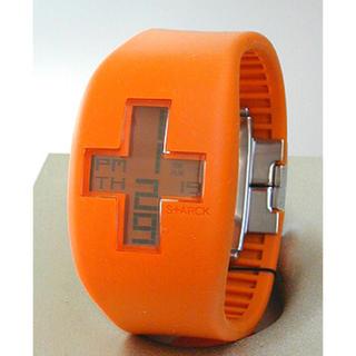 フィリップス(PHILIPS)のフィリップスタルク 本体 美品(腕時計(デジタル))