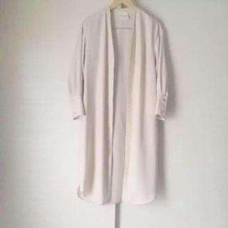 美品♡ RAYBEAMS  美シルエットロングシャツワンピースジャケット