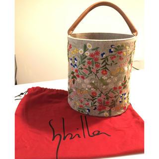 シビラ(Sybilla)のぴー様専用 シビラ 刺繍バック(ハンドバッグ)