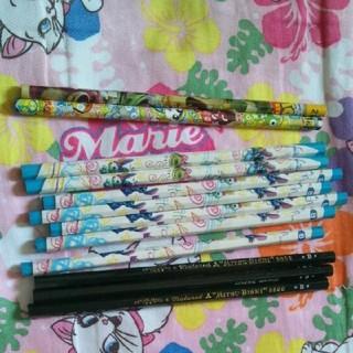 鉛筆12本(鉛筆)