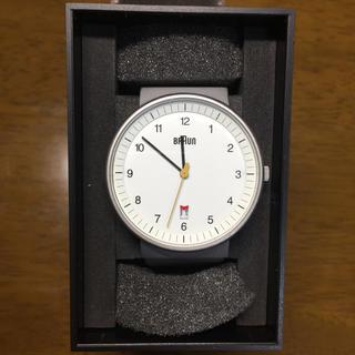 ブラウン(BRAUN)のブラウン 腕時計 メンズ(腕時計(アナログ))