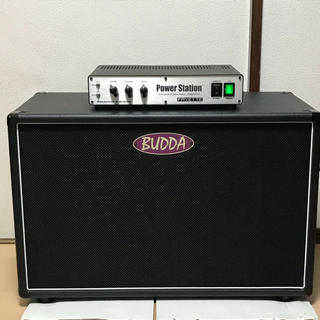 FRYETTE Power Staition PS1とBUDDA CAB(ギターアンプ)