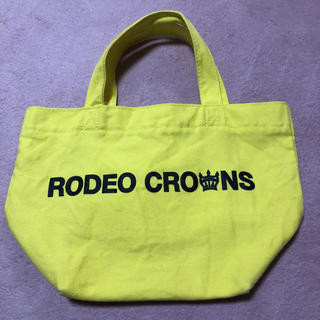 ロデオクラウンズ(RODEO CROWNS)のロデオクラウンズ、ミニトート(トートバッグ)