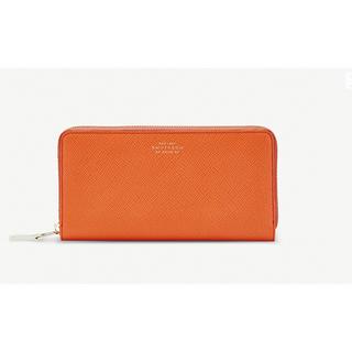 スマイソン(Smythson)の新品 正規品 スマイソン SMYTHSON ジップウォレット ウォレット 財布 (長財布)