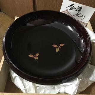 菓子鉢(漆芸)