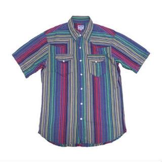 キャピタル(KAPITAL)のKAPITAL(キャピタル) ストライプウエスタンシャツ(シャツ)