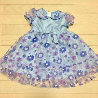 キャサリンコテージ(Catherine Cottage)のキャサリンコテージ ベビー ドレス フォーマル ワンピース 水色 ブルー 90(ドレス/フォーマル)