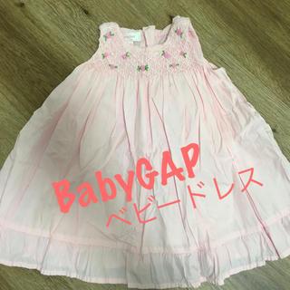 ベビーギャップ(babyGAP)のBabyGAPベビードレス(ワンピース)