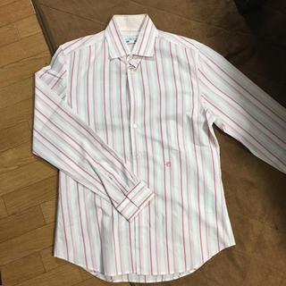 ハイドロゲン(HYDROGEN)の長袖ストライプシャツ(シャツ)