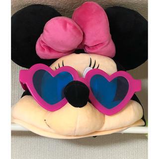 ディズニー(Disney)のサングラス付きミニーちゃん♡(キャラクターグッズ)