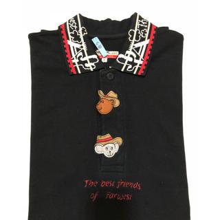 カステルバジャック(CASTELBAJAC)のポロシャツ(カステル  バジャック)レディース(ポロシャツ)