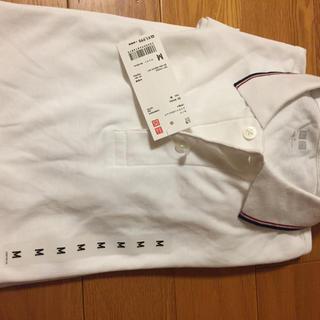 ユニクロ(UNIQLO)のユニクロポロシャツ  Mサイズ(ポロシャツ)