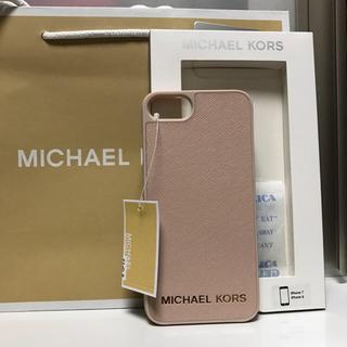 新品 MICHAEL KORS マイケルコース iPhoneケース