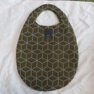 ミナペルホネン(mina perhonen)のミナペルホネンmina perhpnen 「sugar」 エッグバッグ(トートバッグ)