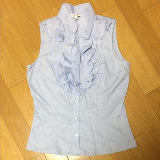 ナラカミーチェ(NARACAMICIE)の新品ナラカミーチェ ノースリーブシャツ(シャツ/ブラウス(半袖/袖なし))