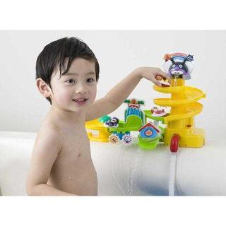 【人気商品☆】アンパンマン NEWスプラッシュおふろスライダー(お風呂のおもちゃ)