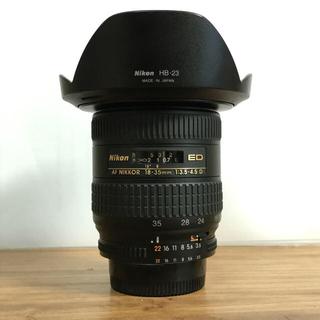Nikon Ai AF Nikkor 18-35mm F3.5-4.5 D ED
