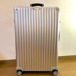 リモワ(RIMOWA)の【美品】RIMOWA リモワ クラシックフライト 60L(トラベルバッグ/スーツケース)