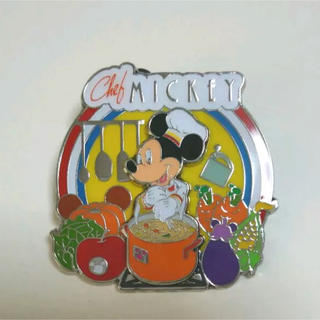 Disney - ディズニー ミッキー シェフミッキー ピントレ ピン