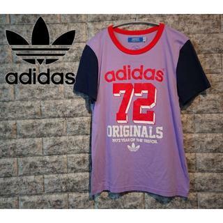 アディダス(adidas)のadidas アディダス トレフォイル ロゴ Tシャツ スポーツMIX(Tシャツ/カットソー(半袖/袖なし))