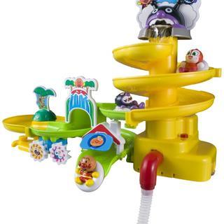 アンパンマン NEWスプラッシュおふろスライダー(お風呂のおもちゃ)