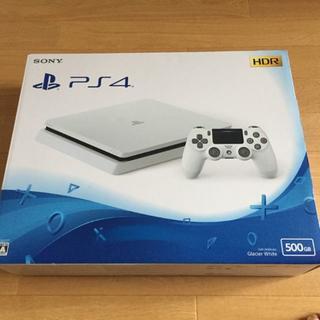 PlayStation4 - PS4未使用PlayStation4 500GBCUH-2100AB02プレステ
