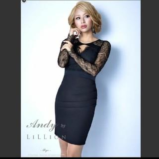 アンディ(Andy)の新品 アンディ ドレス(ミニドレス)