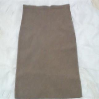 マリオバレンチノ(MARIO VALENTINO)の新品 マリオバレンチノ ニット ロングタイトスカート (ロングスカート)