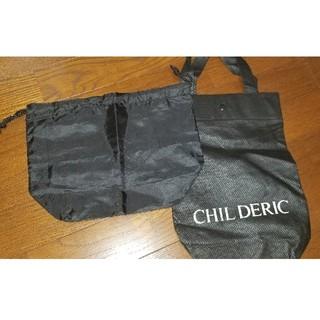 キルデリク(CHIL DERIC)のキルデリックショップ袋+巾着(ショップ袋)