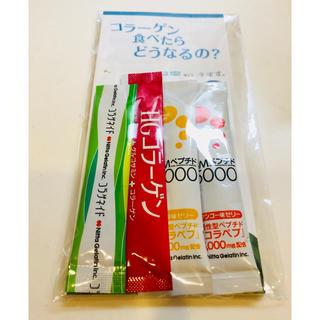 【新品未使用】ニッタバイオラボ コラーゲン ゼラチン モイストワン ゼリー(コラーゲン)