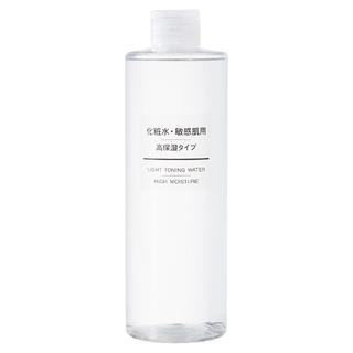 MUJI (無印良品) - ☆化粧水400ml.3本セット☆敏感肌用☆高保湿タイプ☆