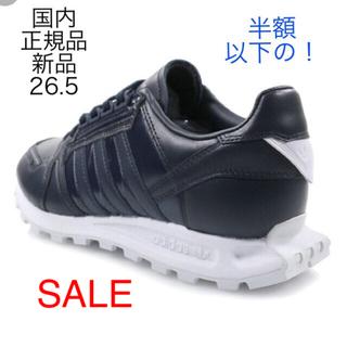 アディダス(adidas)のoriginals WM FARM 1 ネイビー S79454(スニーカー)