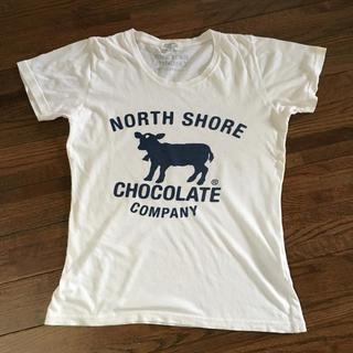 ノースショアチョコレートカンパニー(NORTH SHORE CHOCOLATE COMPANY)の半袖ティシャツ(Tシャツ(半袖/袖なし))