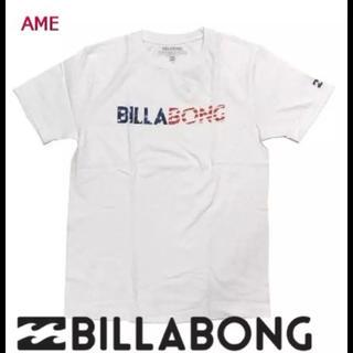 新品⭐️BILLABONG Tシャツ  Mサイズ    ビラボン メンズ