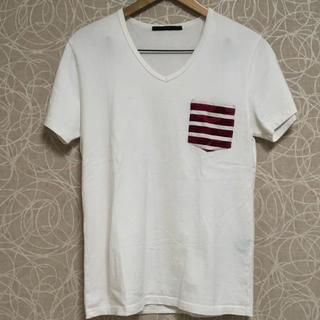 エイケイエム(AKM)のAKM ポケット Tシャツ(Tシャツ/カットソー(半袖/袖なし))