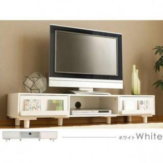 ナチュラル テレビボード ホワイト