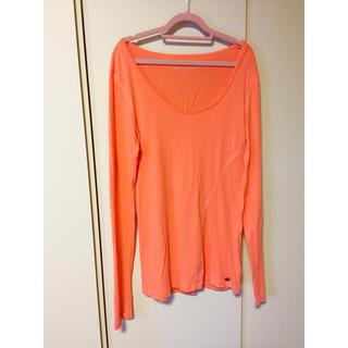 ダナキャランニューヨーク(DKNY)のDKNY JEANS すっきりシルエット☆ Tシャツ(Tシャツ(長袖/七分))