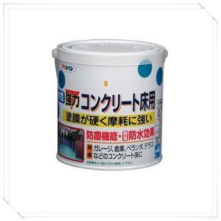 【大人気】 アサヒペン 水性強力コンクリート床用 ライトグレー 0.7L(その他)