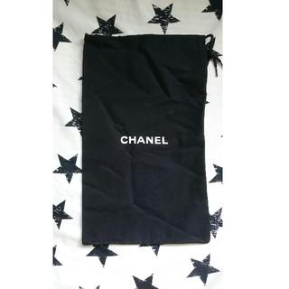 シャネル(CHANEL)のCHANEL布袋、シャネル袋、巾着ポーチ(ショップ袋)