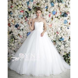 ウェディングドレス  YNS WEDDING  ※最終お値下げ