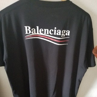 バレンシアガ Tシャツ 2018