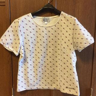 クリツィア(KRIZIA)の【美品】KRIZIA  Tシャツ(Tシャツ(半袖/袖なし))