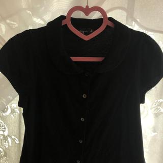 アニエスベー(agnes b.)のagnes b. T2 丸襟Tシャツ(Tシャツ(半袖/袖なし))
