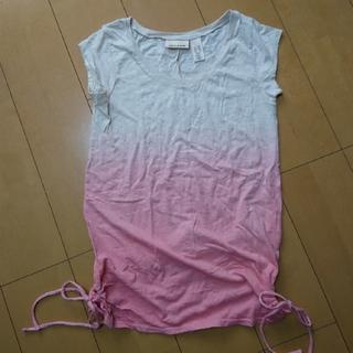 ダナキャランニューヨーク(DKNY)のDKNY JEANS 半袖グラデーションTシャツ(Tシャツ(半袖/袖なし))